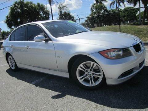 2008 BMW 3 Series for sale at Rosa's Auto Sales in Miami FL