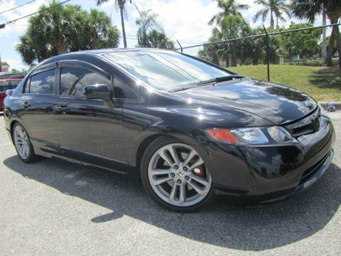 2007 Honda Civic for sale at Rosa's Auto Sales in Miami FL