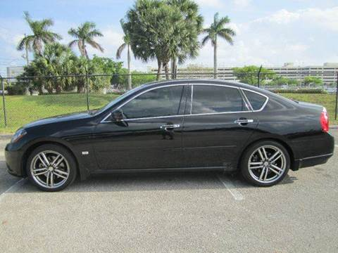 2006 Infiniti M35 for sale at Rosa's Auto Sales in Miami FL