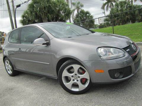 2008 Volkswagen GTI for sale at Rosa's Auto Sales in Miami FL