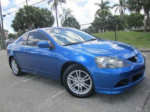 2006 Acura RSX for sale at Rosa's Auto Sales in Miami FL