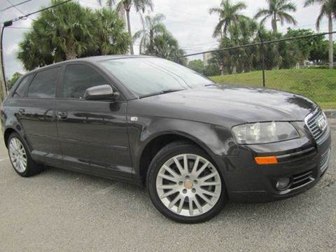 2007 Audi A3 for sale at Rosa's Auto Sales in Miami FL