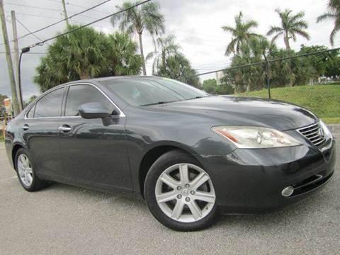 2007 Lexus ES 350 for sale at Rosa's Auto Sales in Miami FL