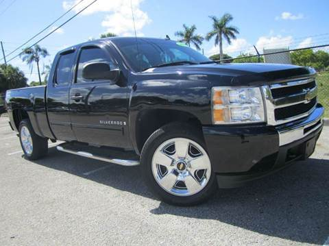 2009 Chevrolet Silverado 1500 for sale at Rosa's Auto Sales in Miami FL