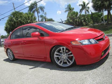 2008 Honda Civic for sale at Rosa's Auto Sales in Miami FL