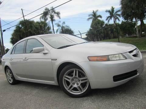 2006 Acura TL for sale at Rosa's Auto Sales in Miami FL
