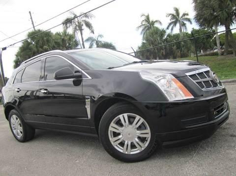 2010 Cadillac SRX for sale at Rosa's Auto Sales in Miami FL