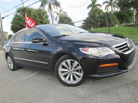 2011 Volkswagen CC for sale at Rosa's Auto Sales in Miami FL