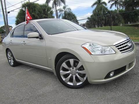 2007 Infiniti M35 for sale at Rosa's Auto Sales in Miami FL
