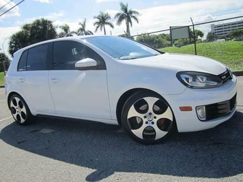 2010 Volkswagen GTI for sale at Rosa's Auto Sales in Miami FL