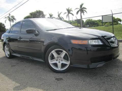 2005 Acura TL for sale at Rosa's Auto Sales in Miami FL