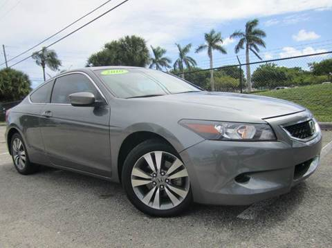 2010 Honda Accord for sale at Rosa's Auto Sales in Miami FL