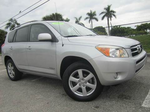 2008 Toyota RAV4 for sale at Rosa's Auto Sales in Miami FL