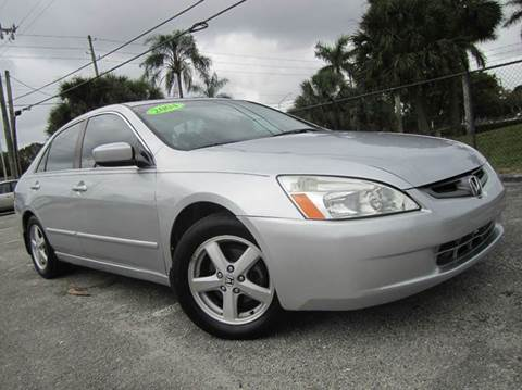 2004 Honda Accord for sale at Rosa's Auto Sales in Miami FL