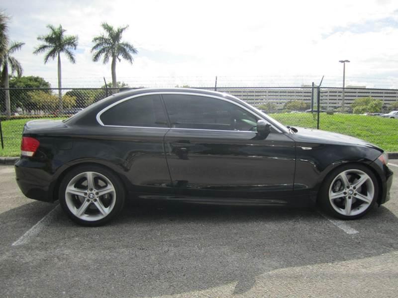 2008 Bmw 1 Series 135i 2dr Coupe In Davie FL - Rosa\'s Auto Sales