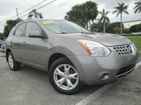 2008 Nissan Rogue for sale at Rosa's Auto Sales in Miami FL