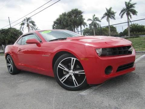 2011 Chevrolet Camaro for sale at Rosa's Auto Sales in Miami FL