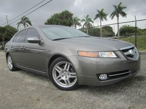 2008 Acura TL for sale at Rosa's Auto Sales in Miami FL