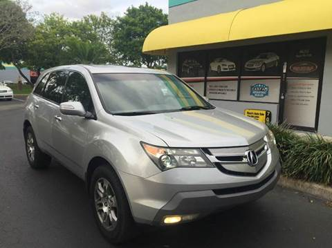 2008 Acura MDX for sale at Rosa's Auto Sales in Miami FL