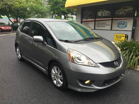 2009 Honda Fit for sale at Rosa's Auto Sales in Miami FL