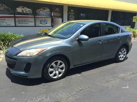 2013 Mazda MAZDA3 for sale at Rosa's Auto Sales in Miami FL