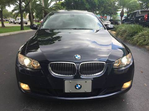 2007 BMW 3 Series for sale at Rosa's Auto Sales in Miami FL