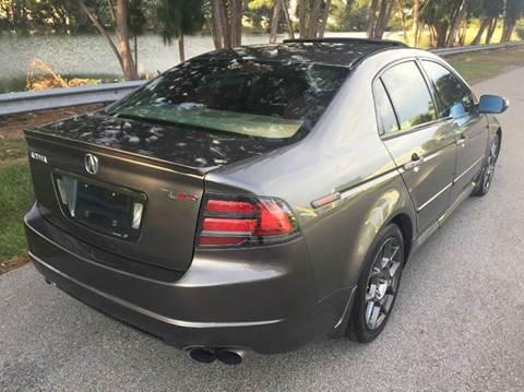 2007 Acura TL for sale at Rosa's Auto Sales in Miami FL