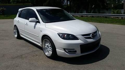 2008 Mazda MAZDASPEED3 for sale at Rosa's Auto Sales in Miami FL