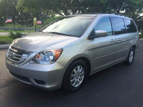 2008 Honda Odyssey for sale at Rosa's Auto Sales in Miami FL