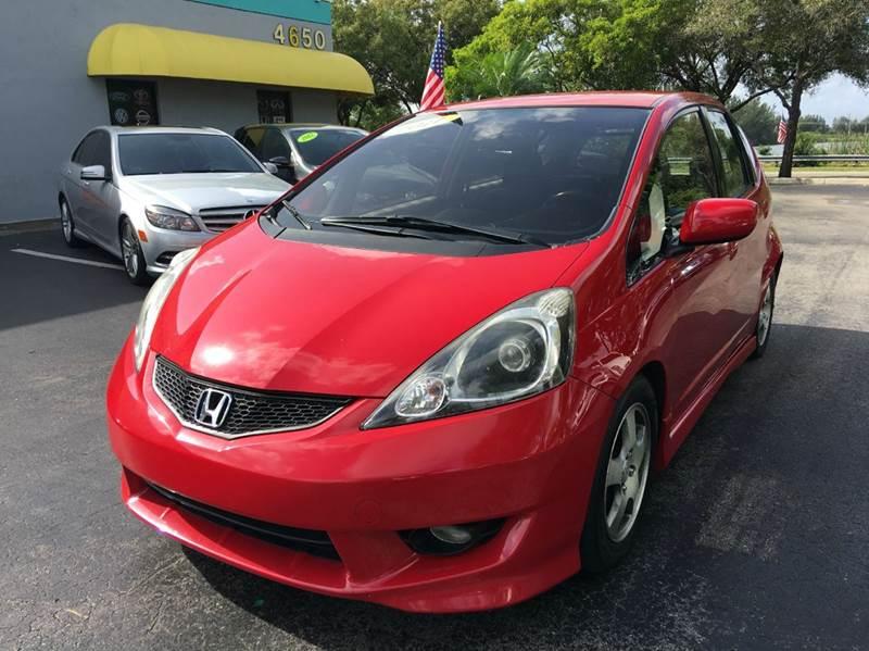 2011 Honda Fit for sale at Rosa's Auto Sales in Miami FL