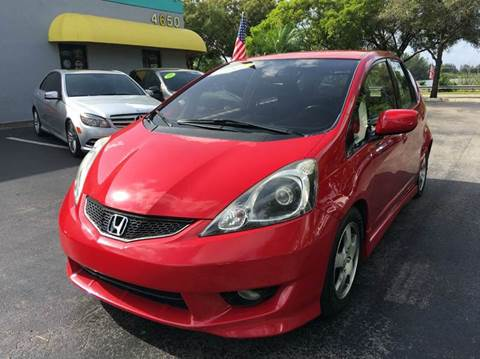 2011 Honda Fit for sale at Rosa's Auto Sales in Miami FL