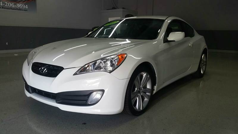 Captivating 2012 Hyundai Genesis Coupe 2.0T R Spec 2dCoupe   Davie FL