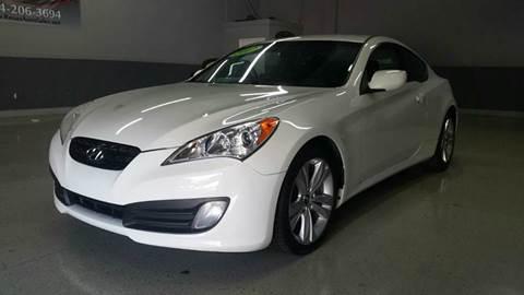 2012 Hyundai Genesis Coupe for sale at Rosa's Auto Sales in Miami FL