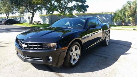2011 Chevrolet Camaro for sale at Rosa's Auto Sales in Miami FL
