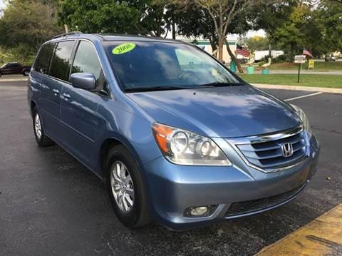 2008 Honda Odyssey for sale at Rosa's Auto Sales in Miami FL
