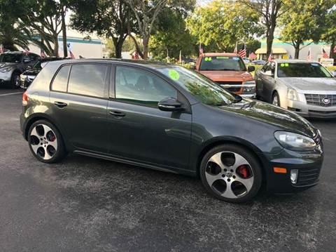2011 Volkswagen GTI for sale at Rosa's Auto Sales in Miami FL