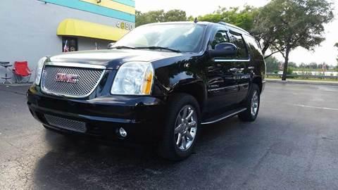 2008 GMC Yukon for sale at Rosa's Auto Sales in Miami FL