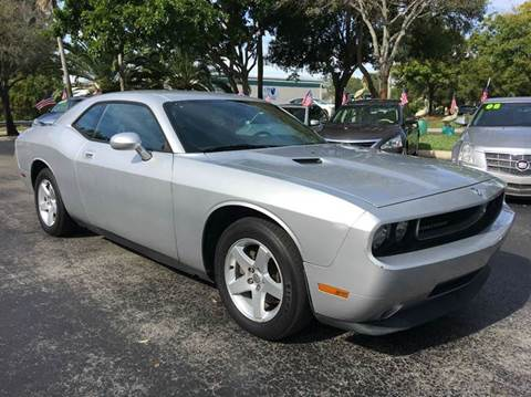 2010 Dodge Challenger for sale at Rosa's Auto Sales in Miami FL