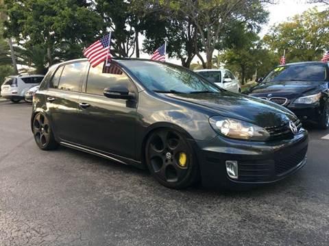 2012 Volkswagen GTI for sale at Rosa's Auto Sales in Miami FL