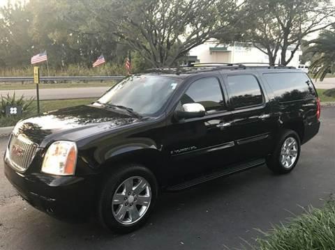 2008 GMC Yukon XL for sale at Rosa's Auto Sales in Miami FL