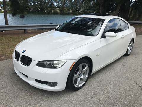 2009 BMW 3 Series for sale at Rosa's Auto Sales in Miami FL