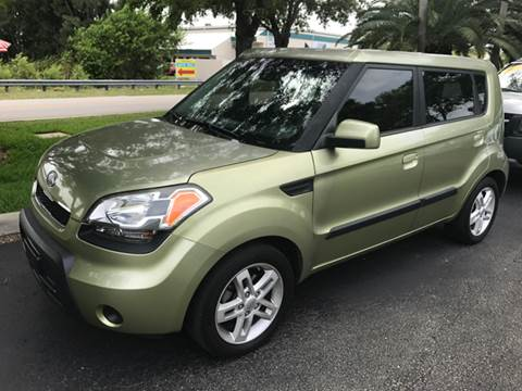 2010 Kia Soul for sale at Rosa's Auto Sales in Miami FL