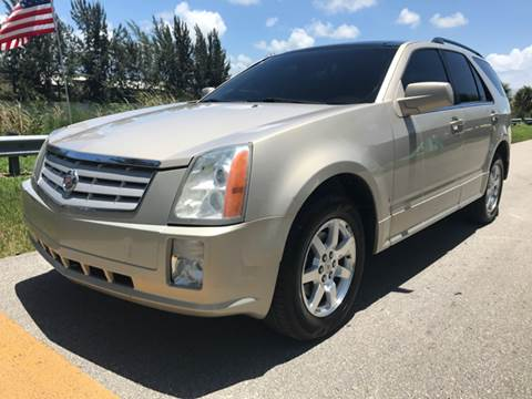2009 Cadillac SRX for sale at Rosa's Auto Sales in Miami FL