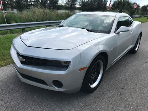 2012 Chevrolet Camaro for sale at Rosa's Auto Sales in Miami FL