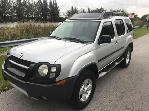 2004 Nissan Xterra for sale at Rosa's Auto Sales in Miami FL