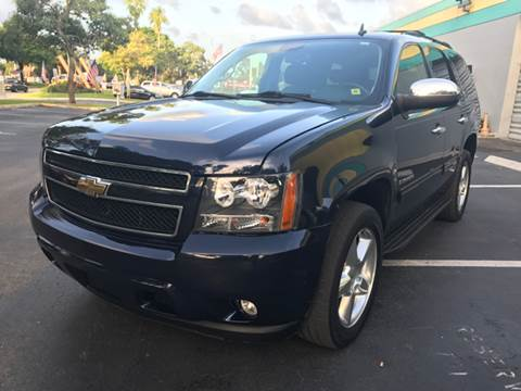 2009 Chevrolet Tahoe for sale at Rosa's Auto Sales in Miami FL