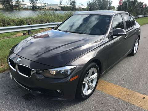 2013 BMW 3 Series for sale at Rosa's Auto Sales in Miami FL