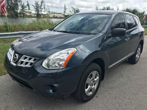 2013 Nissan Rogue for sale at Rosa's Auto Sales in Miami FL