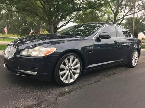 2011 Jaguar XF for sale at Rosa's Auto Sales in Miami FL