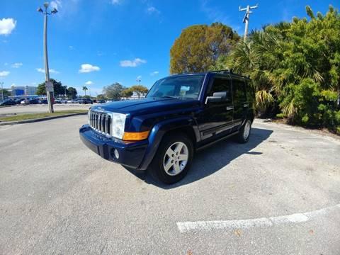 2006 Jeep Commander for sale in Davie, FL